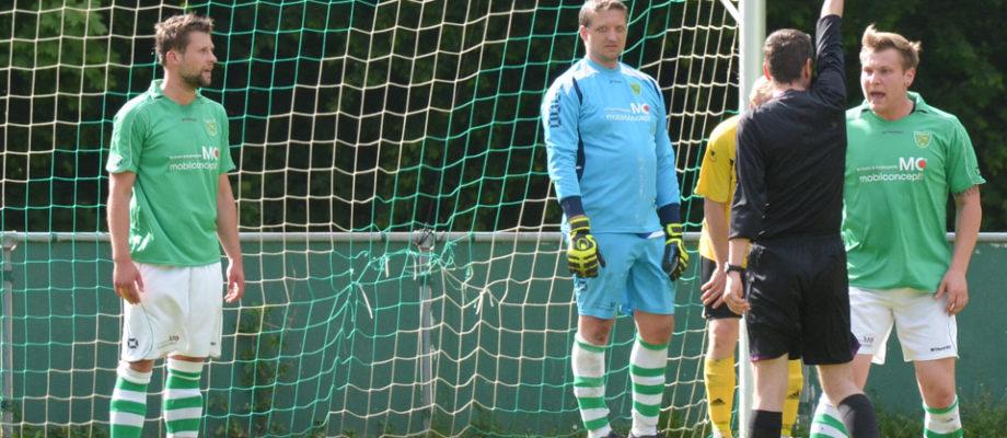 Der Berbisdorfer SV sucht Schiedsrichter