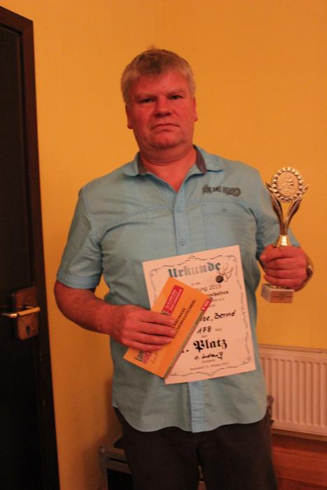 Berbisdorfer SV - Kegeln - Meisterschaft 2015 1.0-4