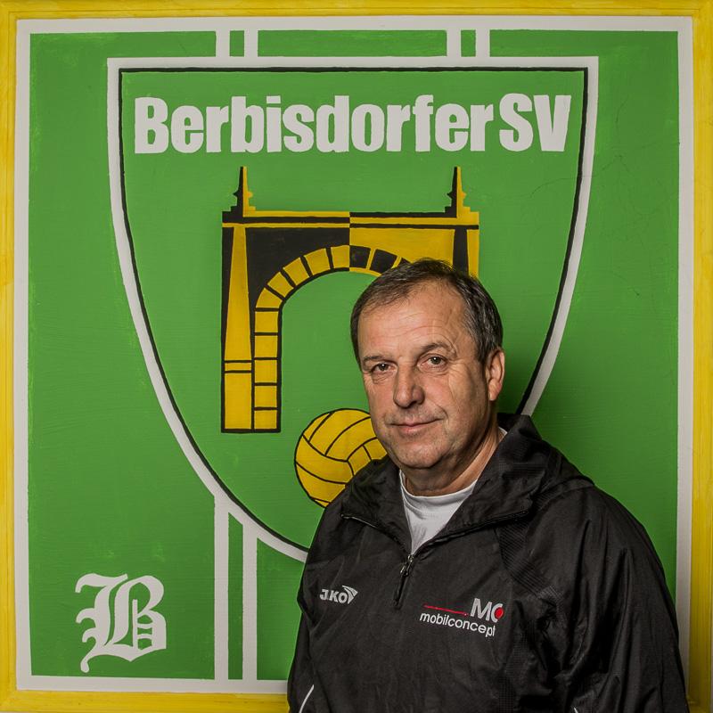 Betreuer - Hartmut Ernst